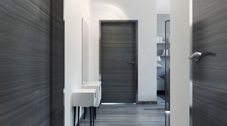 Porte Interne Moderne Design.Vendita Porte Interne Serramenti Arcade Spa